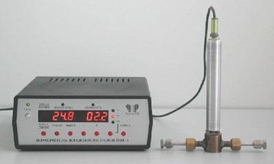 Модель ИВГ-1 МК МС - специально для...  Анализаторы ИВГ предназначены...