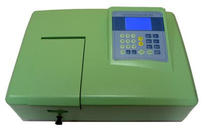Однолучевой спектрофотометр КФК-3КМ предназначен для измерения коэффициентов пропускания, оптической плотности и...