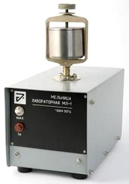 Мельница лабораторная МЛ-1